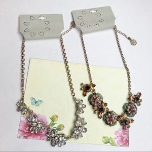 Bundle of two necklaces